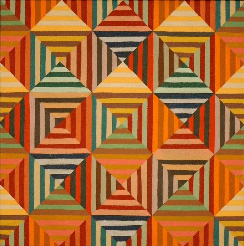 """Pyramid Pattern #2"""
