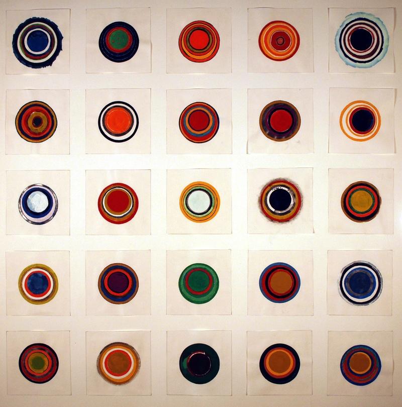 """Circle Matrix"""