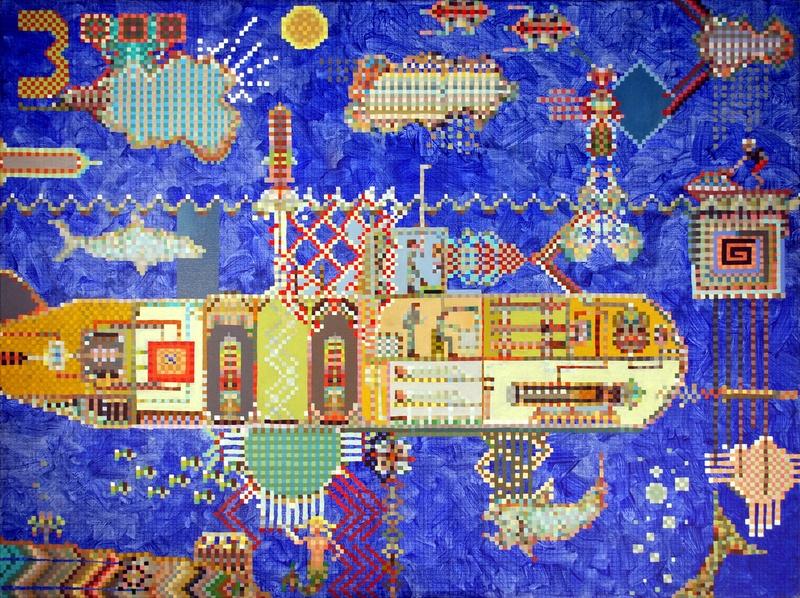 """3:  Moonlight Sea Battle"""